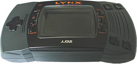 Atari Lynx II Handheld