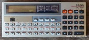 Casio-PB100